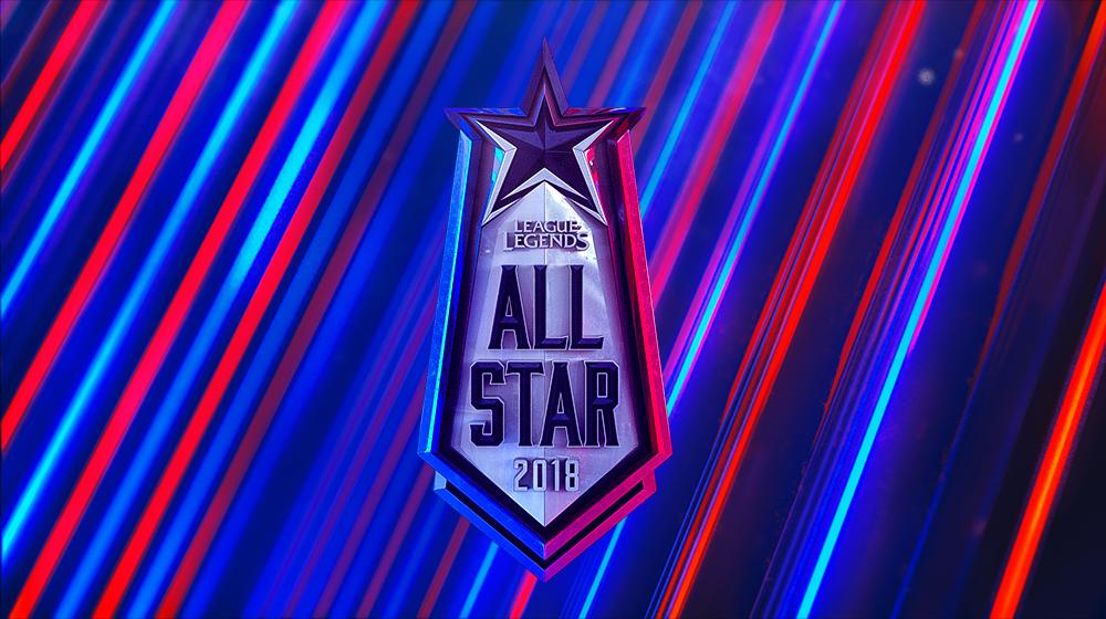 ¿Dónde puedes seguir el evento All-Star 2018 de LoL?